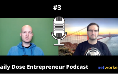 Daily Dose Entrepreneur Podcast E.03 – Business models, Priorities, E-commerce Suppliers