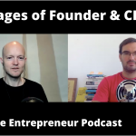 Stages of a Founder & CEO - When is the Right Time to Get Out of the Way? The Daily Dose Podcast