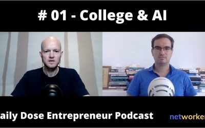 Harvard Online Tuition Fees & AI Language – Daily Dose Entrepreneur Podcast #1