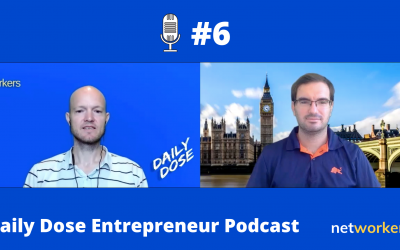 Daily Dose Entrepreneurs Podcast: Loneliness as a solo-founder, Are entrepreneurs born or made?, how to generate startup ideas