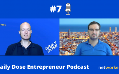 Daily Dose E7- TikTok, Netflix Series for Entrepreneurs, Painful Software