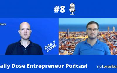Daily Dose Podcast E8 – Selectively Ignorant, Start a Services Business, How to Choose Your Brand Name
