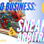 Make Money Selling on eBay as a Side Hustle – Sneaker Arbitrage