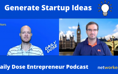 How to generate startup ideas