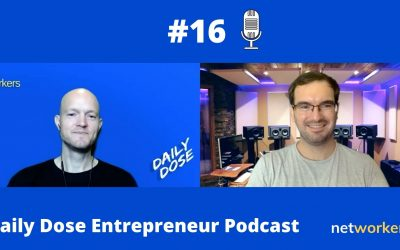 Daily Dose Ep16 – Shopify v WordPress Woocommerce, A Good Enough Product, Long Term Stock Exchange