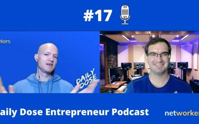 Daily Dose Ep18 – Win the Day, Build Systems and a Saleable Business