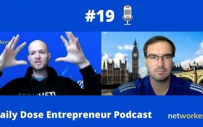Daily Dose Ep19 – Solve Problems, OKRs and How to Motivate Employees