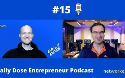 Daily Dose Ep15 – Elon Musk Micromanaging, 4 Types of Entrepreneurs, Raising a Family and a Business