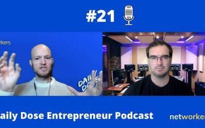 Daily Dose Ep 21 – Failing Forward, Bootstrapping vs Raising Money, & Tips for Angel & Seed Funding